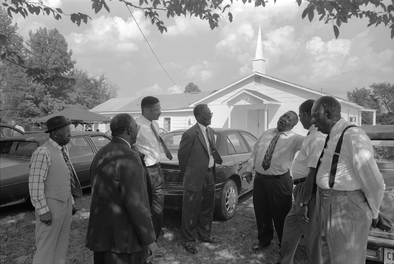 Between Services, Panola County, Mississippi, 2000