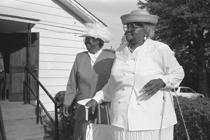 Mothers of the Church, Lafayette County, Mississippi, 2000