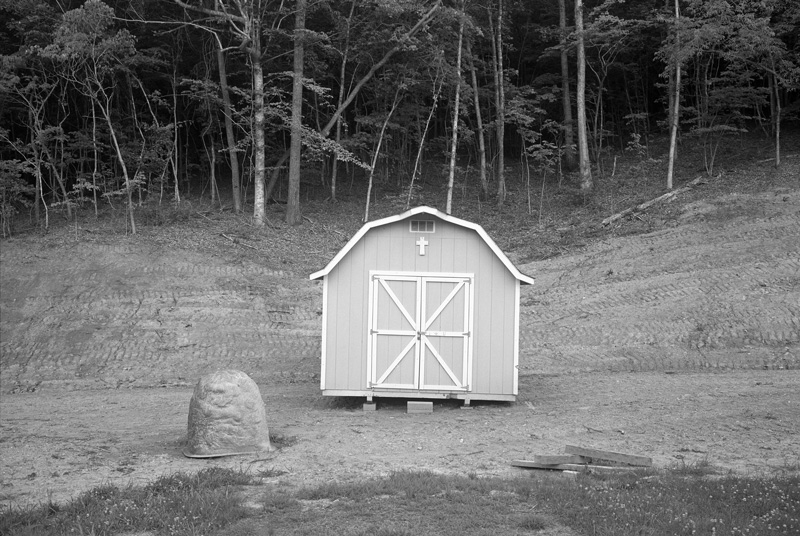 near Mount Airy, North Carolina, 2010