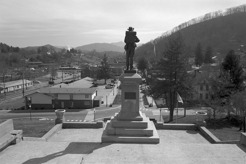 Sylva, North Carolina, 2002