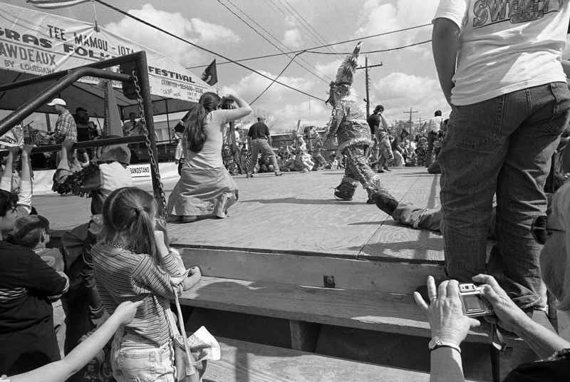 Mardi Gras Photography, Iota, Louisiana, 2006
