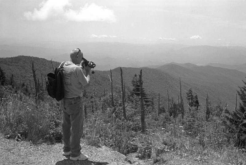 Scenic Photography, Great Smokies National Park, North Carolina, 2008