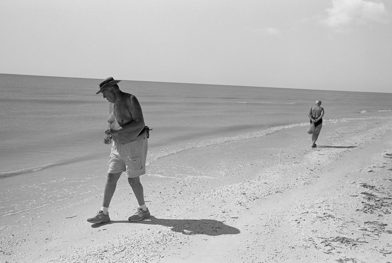Shell Hunters, Sanibel Island, Florida, 2010