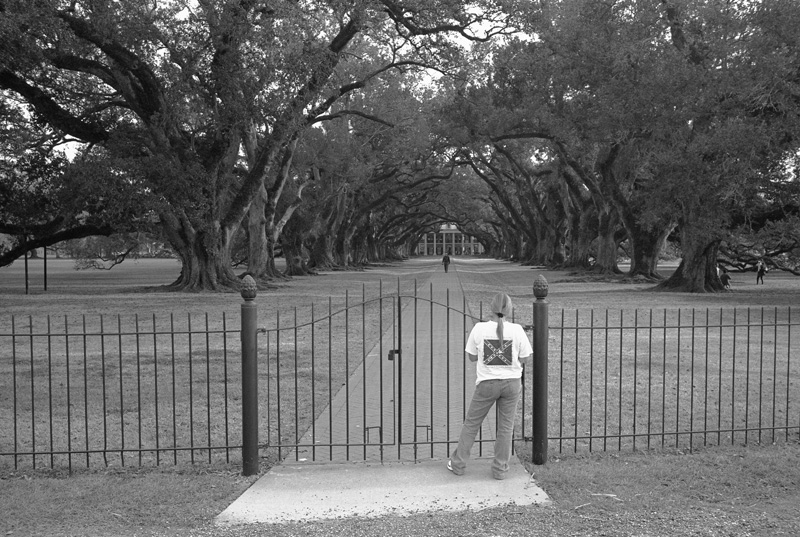Oak Alley Plantation, St. James Parish, Louisiana, 2011